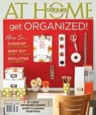 St Louis At Home Magazine Front Cover