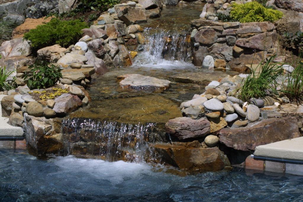 Jennings Water Feature