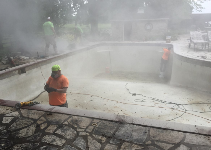 Pool Renovations – The Other Side of Our Business